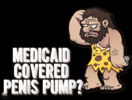 medicaid penis pump