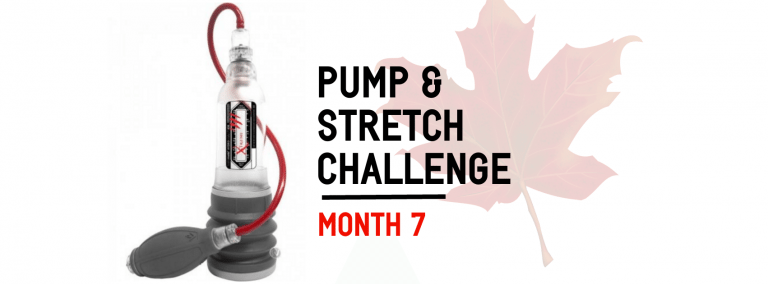 7 Months of Pumping & Stretching, Here's My Monthly ...
